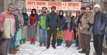 Six girls from Kargil selected for national-level TT championship