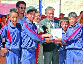 42 schools participate in inter-school archery tournament in Leh