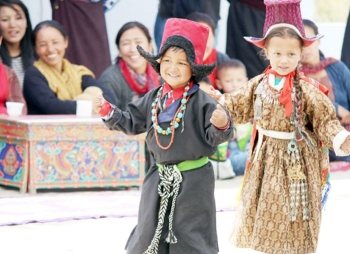 Two-day cultural festival celebrated in Nubra