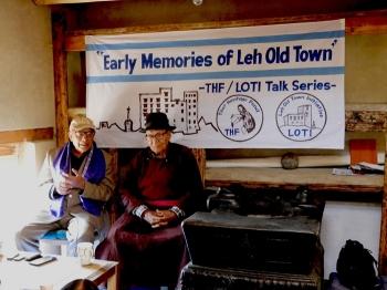 To recall old Leh town, talk series organised in city