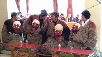 Shachukul celebrates Losar traditionally, attracts huge gathering