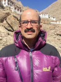 In Conversation with Vilas Kadiwal, an entrepreneur and tour enthusiast with a passion for the Himal