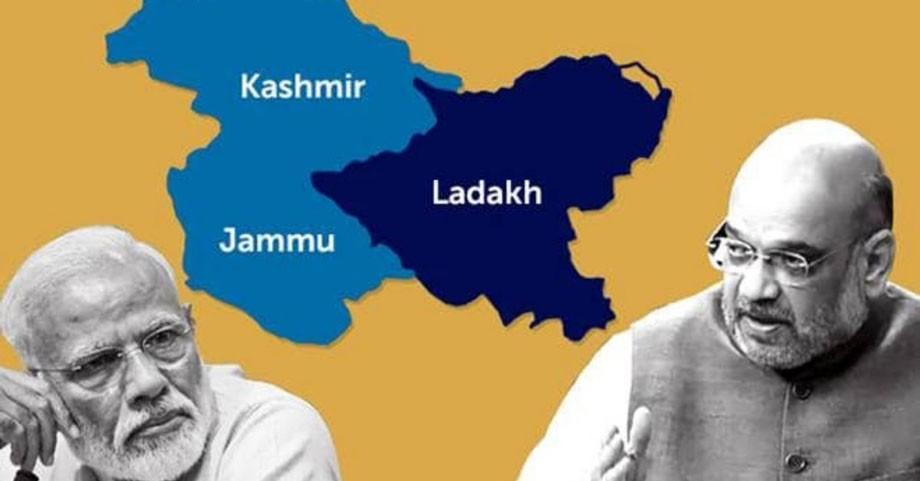 Union Territory status for Ladakh