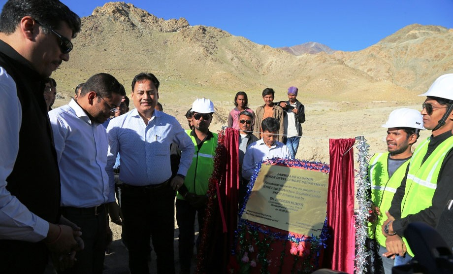 Leh to get new 66/11 KV substation