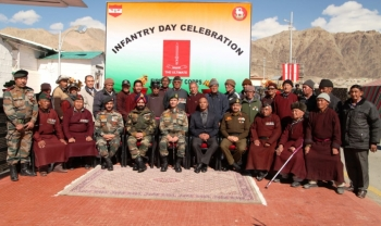 Fire & Fury Corps celebrates Infantry Day