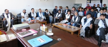 Over 2,903 patients turn up for mega health camp in Leh