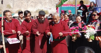 High School Chumathang celebrates annual day function