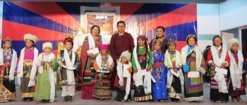 Tibetans in Leh celebrates 29th anniversary of Nobel Peace Prize to His Holiness the 14th Dalai Lama