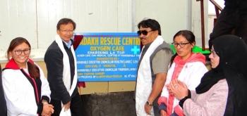 Tourists to get rescue centre at Khardongla pass