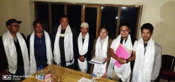 All-Ladakh Engineers Society meeting held