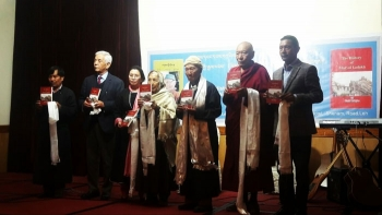 Tashi Rabgais' book, 'History of Maryul Ladakh', released