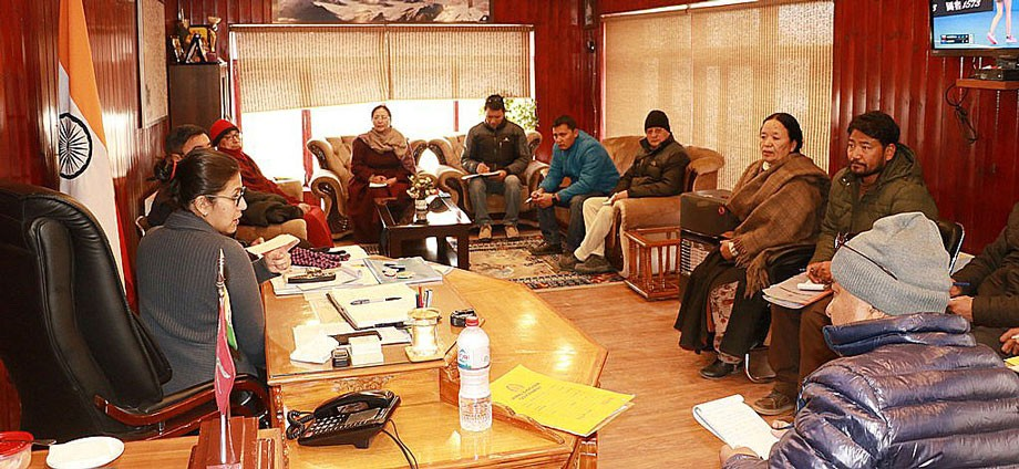 Administration gears up to start SVEEP awareness programme for 2019 elections in Leh