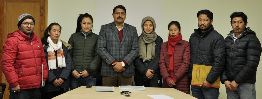 Four women boxers of Ladakh all set for national championship