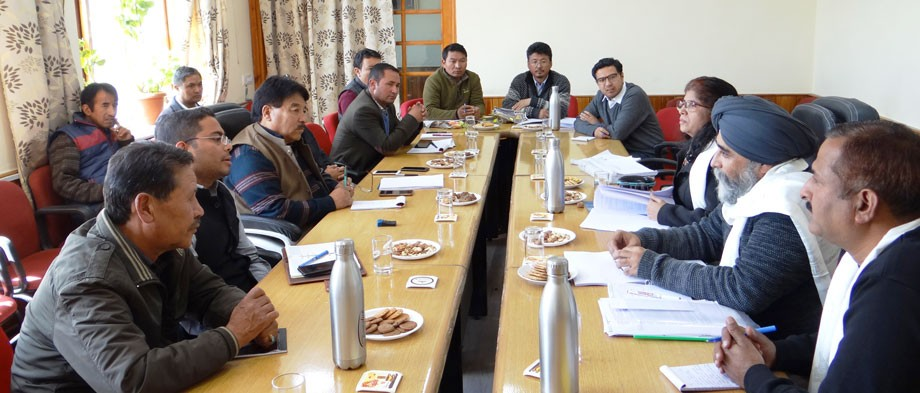 Accountant-General to audit Hill Council, Leh, account