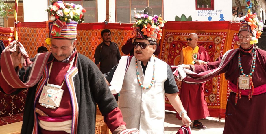 Two day Aryan festival concludes