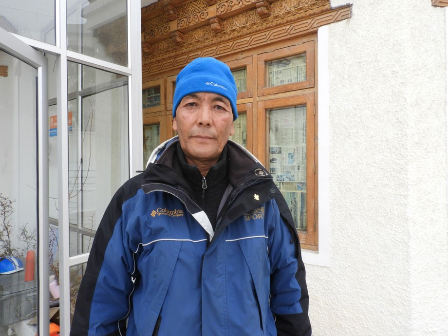 In Conversation with Namgial Wangchok Gyapo, President, Ladakh Winter Sports Club, Leh