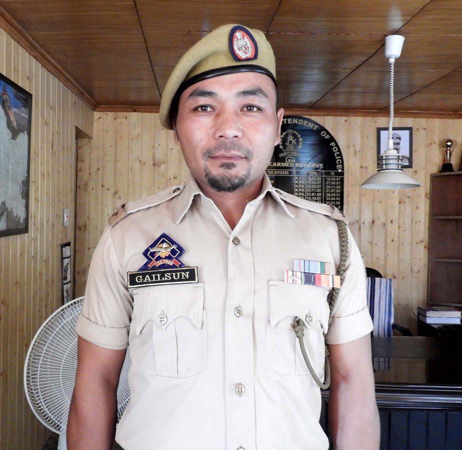 In Conversation with Tundup Gyaltson, Constable, Jammu & Kashmir Police