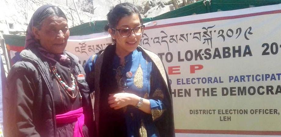 SVEEP program held in Trans-Singhe villages