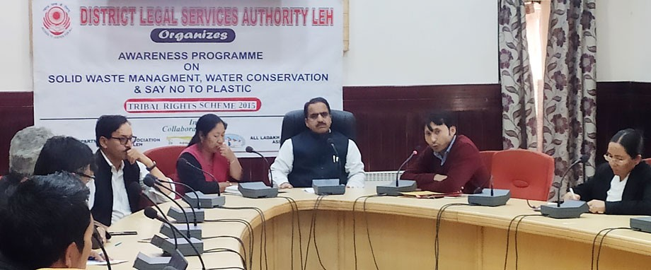 Awareness programme held on management of solid waste