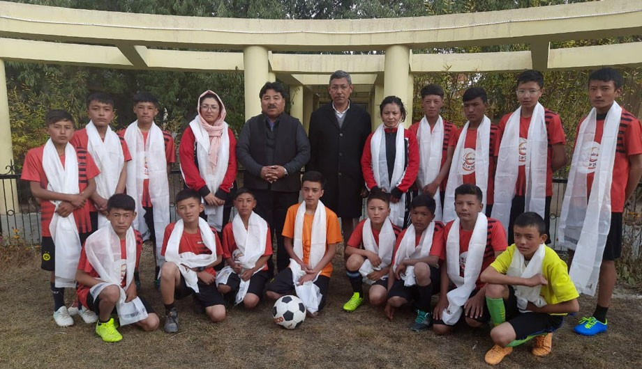 DPKS to represent at 5th Sun Feast Cup 2019 football tournament finals in Guwahati