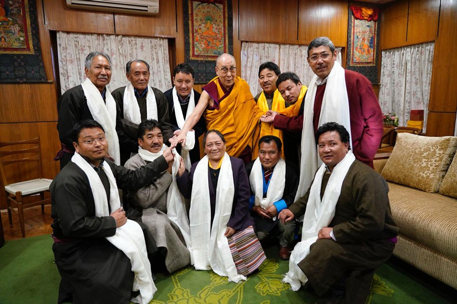 His Holiness Dalai Lama to visit Ladakh next summer