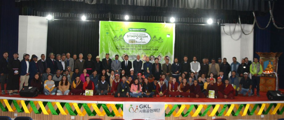 International symposium on Eco-Tourism in Ladakh held in Leh