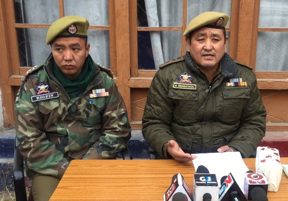 District police Leh cracks jewellery theft case
