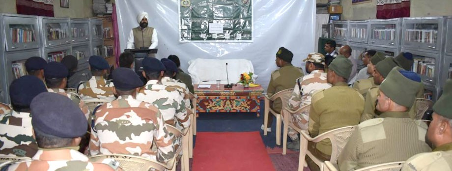 37th Btn ITBP celebrates vigilance awareness week