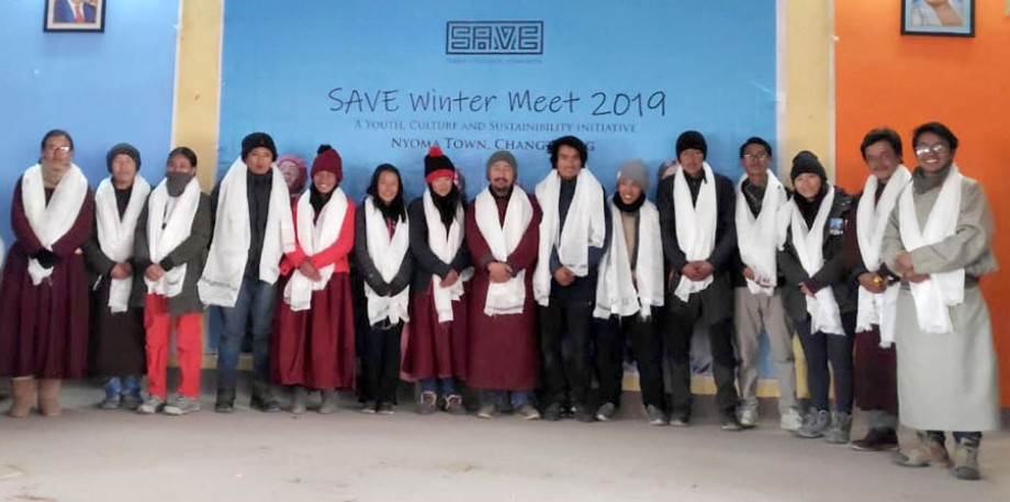 40 -day SAVE winter camp concludes