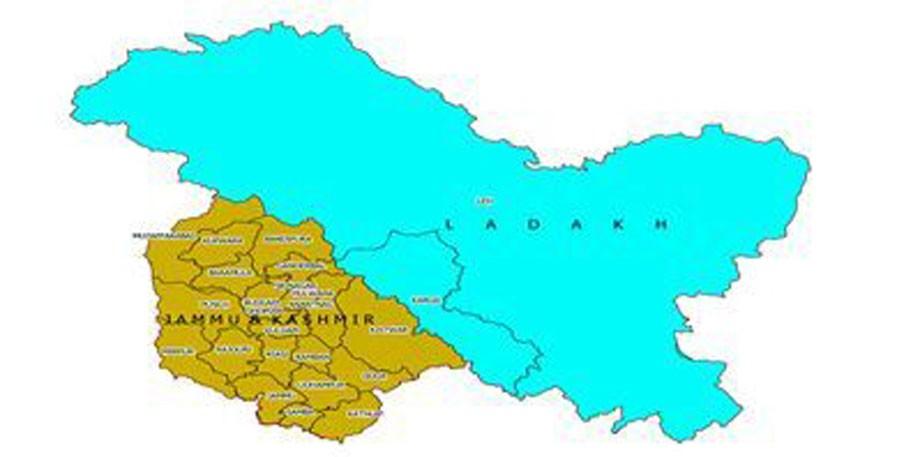 Ladakh's journey from Wazarat to Union Territory